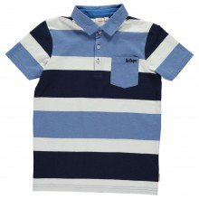 Lee Cooper C YD Stripe Polo Jn83