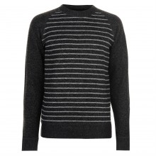 Pierre Cardin Stripe Jumper Mens