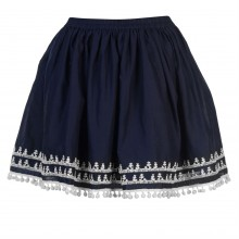 French Connection PomPom Skirt Child Girls