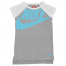 Nike Raglan Sleeve T Shirt Childrens