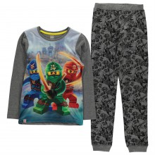 Lego Wear Ninjago Pyjama Set Child Boys