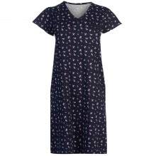 Cote De Moi Print Nightdress Ladies