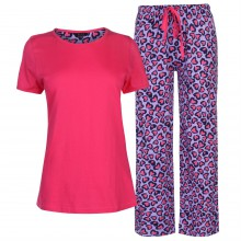 Miso Table Pyjama Set Ladies