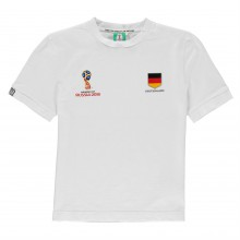 FIFA World Cup Russia 2018 Germany Core T Shirt Junior