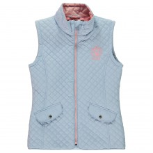 Requisite Girls Quilted Gilet