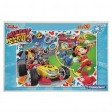 Clementoni Mickey Mouse Maxi 30 Piece Jigsaw Puzzle