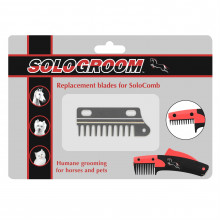 SoloComb Replce Blades 84