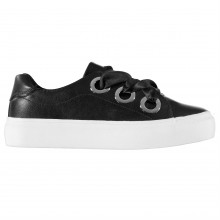 Fabric Ferrara Low Ladies Trainers