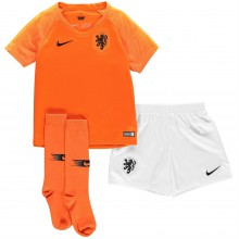 Nike Holland Home Mini Kit 2018