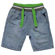 No Fear Ribbed Waist Below The Knee Shorts Infant Boys