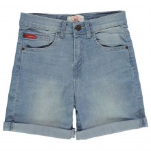 Lee Cooper Regular Denim Shorts Junior Girls