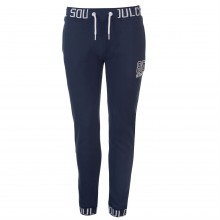 Женские штаны SoulCal Branded Rib Jogging Bottoms