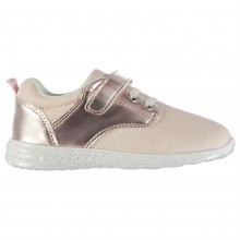 Fabric Glitz Flyer Trainers Infant Girls