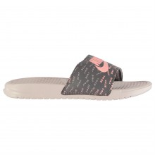 Nike Benassi JDI Print Sliders Ladies