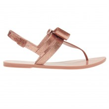 Zaxy Glaze Bow Sandals