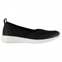 Fabric Zeta Ladies Slip On Shoes
