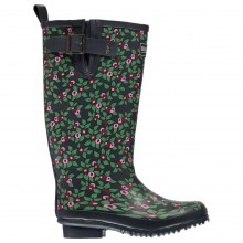 Briers Floral Ladies Wellington Boots