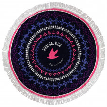 SoulCal Circle Beach Towel