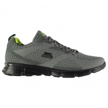Slazenger Zeal Lace Knit Mens Trainers