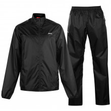 Slazenger Packable Waterproof Suit Mens