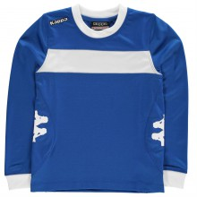 Kappa Remilio Long Sleeve T Shirt Junior Boys