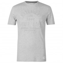 SoulCal Deluxe Embossed T Shirt