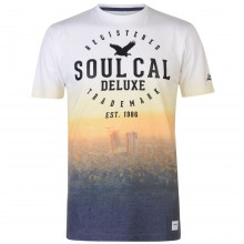 SoulCal Deluxe Nevada T Shirt