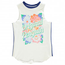 Детская майка Penguin Ribbed Sleeveless Top Junior Girls