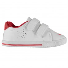 Fabric Face Low Trainers Infants
