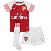 Puma Arsenal Home Mini Kit 2018 2019