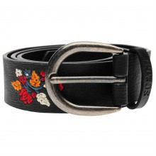 SoulCal Floral Stitch Belt Ladies