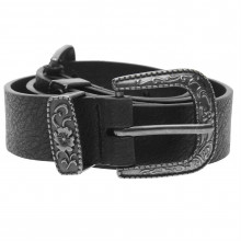 Firetrap Double Buckle West Belt Ladies