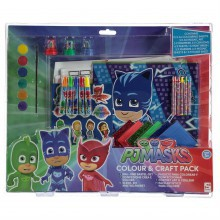 PJ Masks Colour and Craft Pack