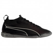 Puma evoKNIT Childrens Indoor Football Trainers