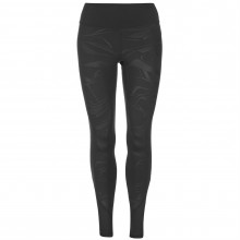 adidas High Rise Patterned Gym Tights Ladies