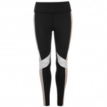 Женские штаны Reebok Luxury Block Tights Ladies