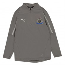 Puma Newcastle United Quarter Zip Training Top 2018 2019 Junior