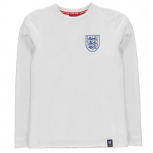 FA England Crest T Shirt Junior