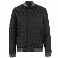 Мужская курточка No Fear Quilted Bomber Jacket Mens