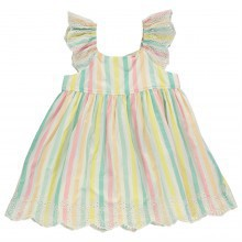 Crafted Woven Dress Infant Girls