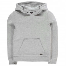 Firetrap Plain Hoodie Junior Girls