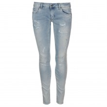 G Star 3301 Low Rise Skinny Jeans Womens