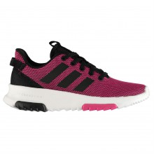 adidas Cloudfoam Racer Girls Trainers