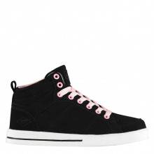 Lee Cooper Akron Hi Top Trainers Juniors