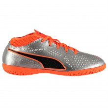 Puma ONE 4 Childrens Indoor Football Trainers