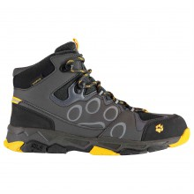 Jack Wolfskin Attack 2 Mid Texapore Walking Boots Junior Boys