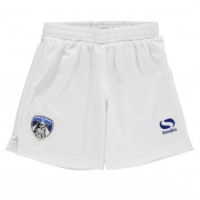 Sondico Oldham Athletic Home Shorts 2018 2019 Junior