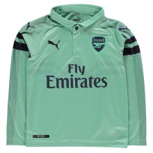 Puma Arsenal Long Sleeve Third Shirt 2018 2019 Junior