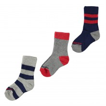 Skechers Socks 3 Pack Junior