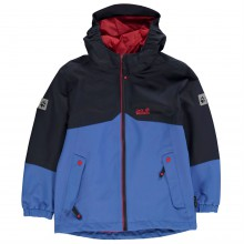 Jack Wolfskin Iceland Jacket Junior Boys